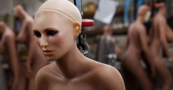 Seksrobots