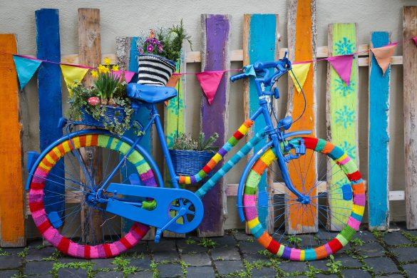 vulva fiets pijn